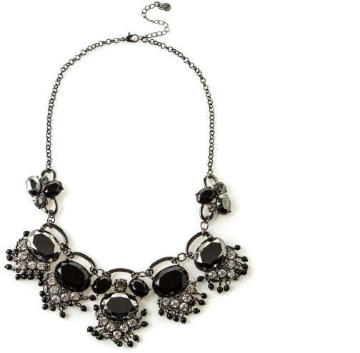 Oasis Midnight Frieda Necklace