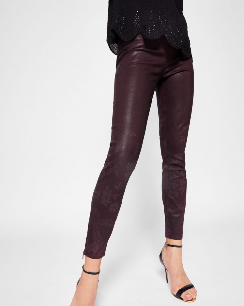 Ted Baker Kyoto Gardens Printed Jeans