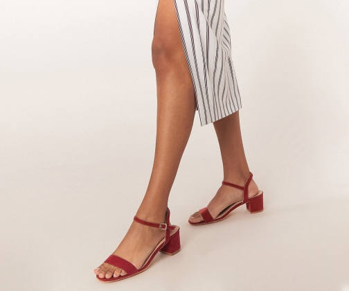 Oasis Dolly Low Heeled Sandals