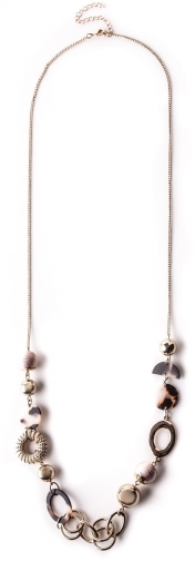 Oasis Orb Long Necklace