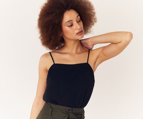 Oasis Square Neck Cami Top
