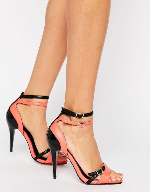 Little Mistress Strappy Heel Sandal