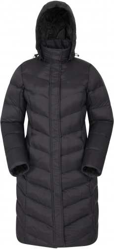 Mountain Warehouse Alexa Womens Padded - Black Jacket