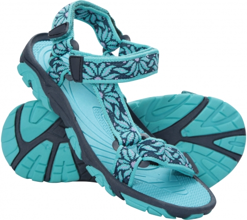 Mountain Warehouse Tide Kids - Teal Sandals
