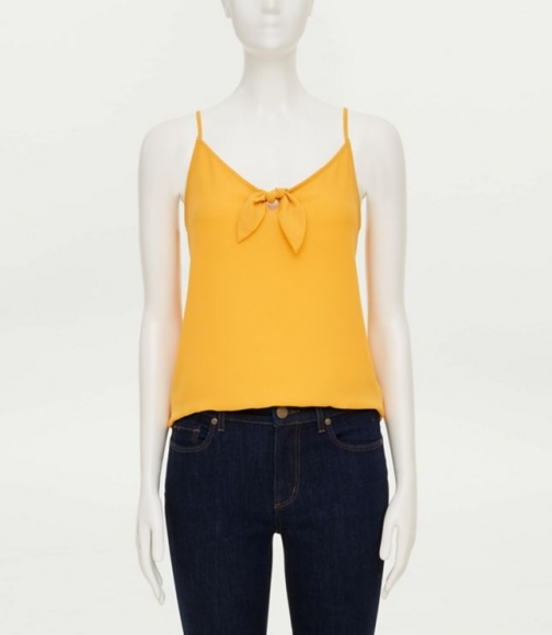 Loft Knotted Cami Top