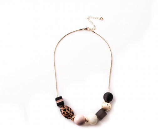 Oasis Animal Bead Necklace