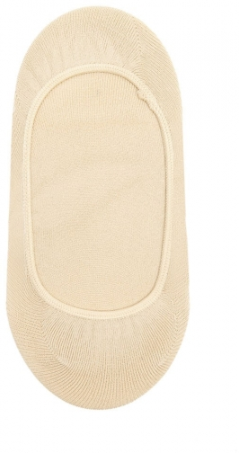 Forever21 Forever 21 No Show - 3 Pack , Nude/nude Sock