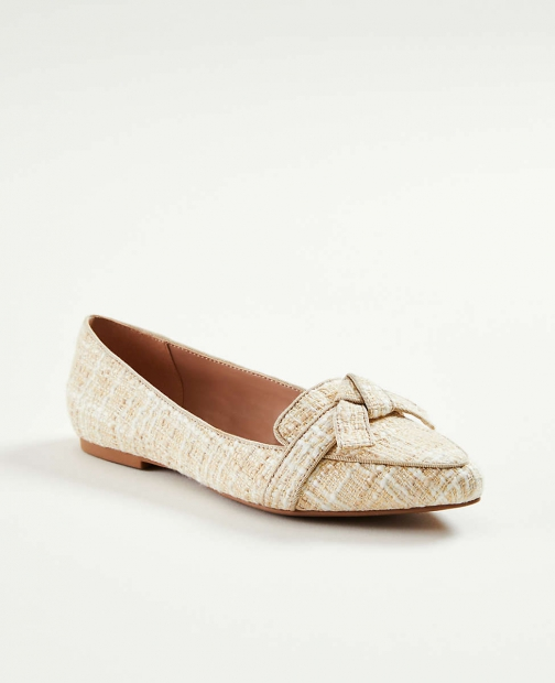 Ann Taylor Bow Loafer