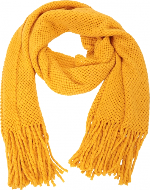 Mountain Warehouse Lisbon Cosy Womens - Yellow Scarf