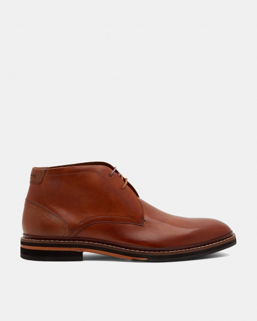 Ted Baker Mens Leather Boot
