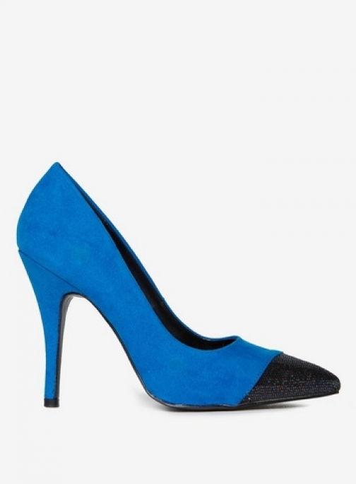 Dorothy Perkins Womens Blue 'Gravity' Court - Blue, Blue Shoes