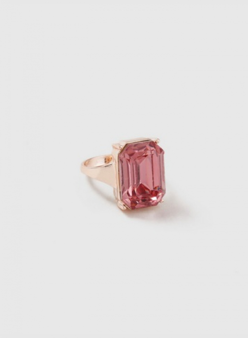 Dorothy Perkins Pink Stone Ring