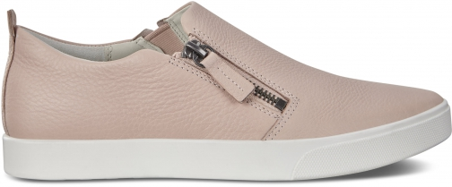 Ecco Gillian Shoe Sneakers Size 4-4.5 Rose Dust Trainer