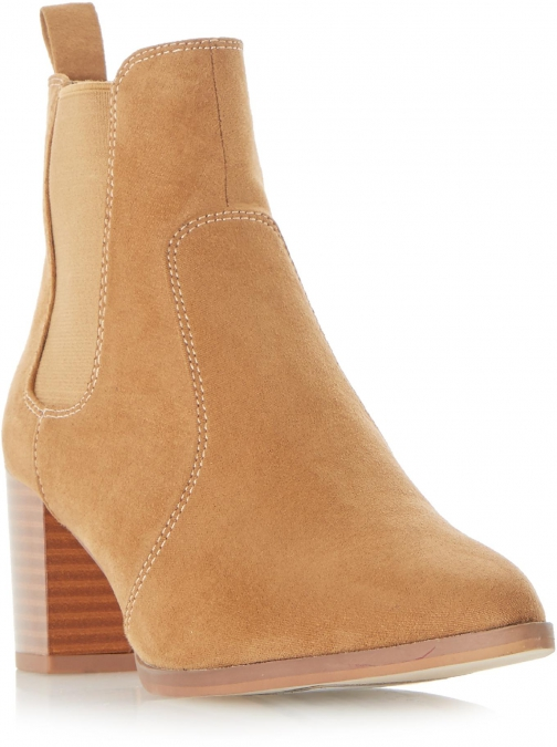 Head Over Heels Pagey Point Toe Chelsea Boot
