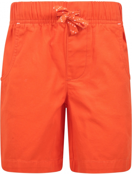 Mountain Warehouse Waterfall Kids Organic - Orange Short