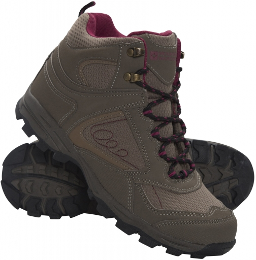 Mountain Warehouse Mcleod Womens - Brown Boot