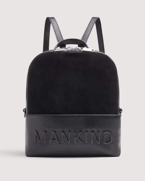 7 For All Mankind Mankind Black Backpack