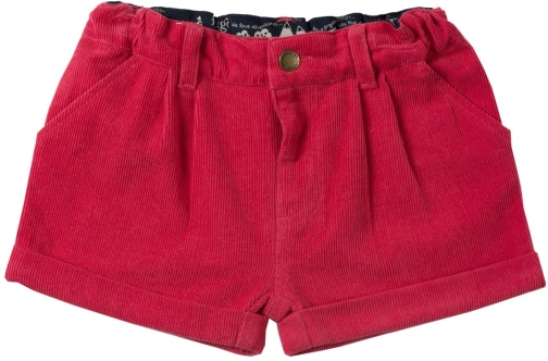 House Of Fraser Frugi Organic Baby Girls Suki Short