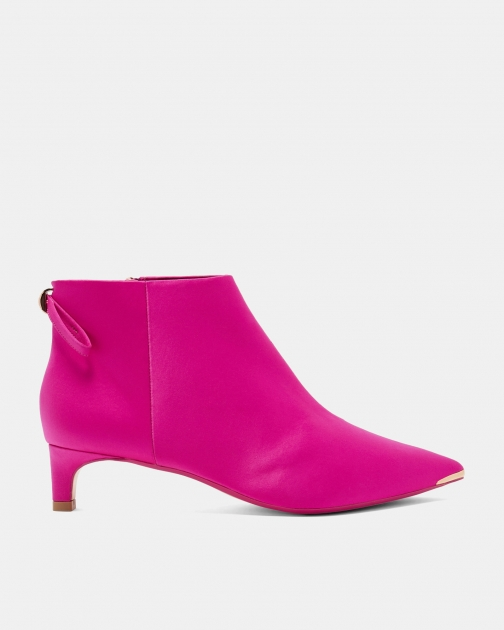 Ted Baker Kitten Heel Ankle Boot