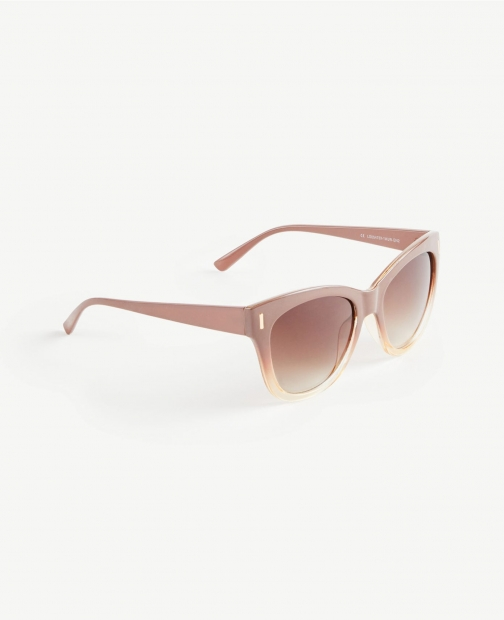 Ann Taylor Factory Ombre Square Sunglasses