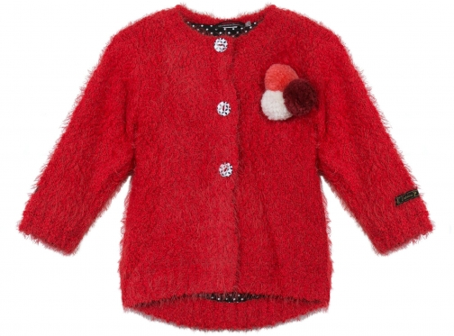 Catimini Girls Soft-knitted Cardigan