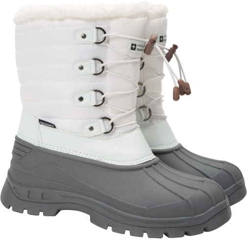 Mountain Warehouse Whistler Womens - White Snow Boot