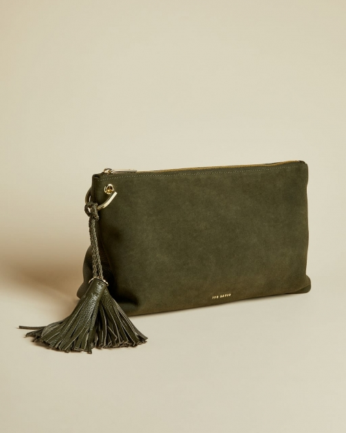 Ted Baker Tassel Bag Clutch