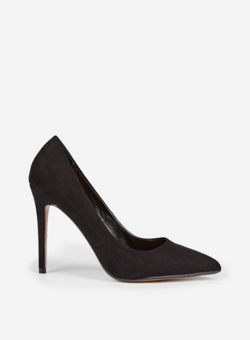 Dorothy Perkins Black 'Excite' Pointed Toe Shoes Court