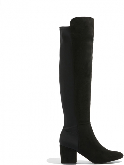 Oasis SUEDETTE OVER THE KNEE BOOT Knee High Boots