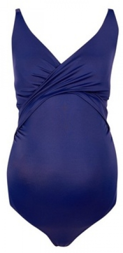Dorothy Perkins Maternity Navy Swimsuit