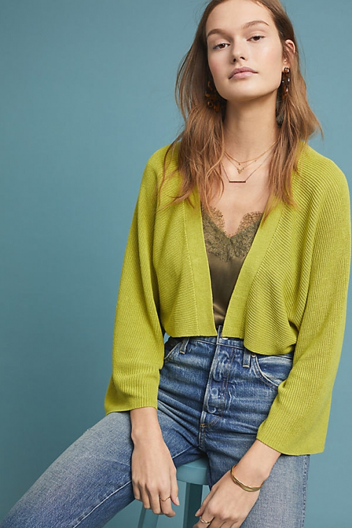 Anthropologie Yasmin Cardigan