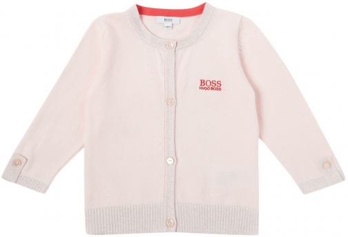 Hugo Boss Baby Girl Knitted Cardigan