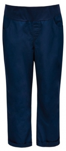 Dorothy Perkins Maternity Navy Under Bump Crop Trousers Trouser