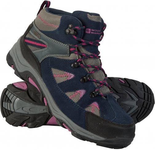 Mountain Warehouse Rapid Womens Waterproof - Pink Boot