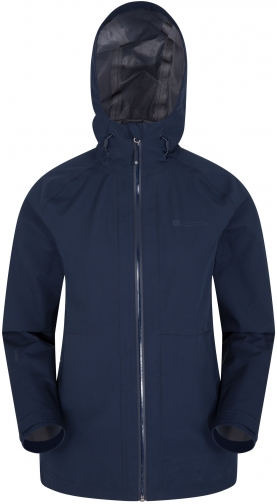Mountain Warehouse Bachill Womens 3 Layer - Navy Jacket