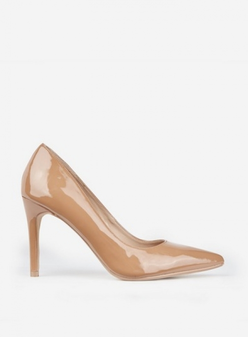 Dorothy Perkins Camel Pu 'Danielle' Shoes Court