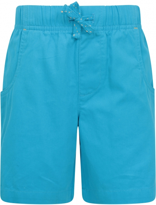 Mountain Warehouse Waterfall Kids Organic - Blue Short