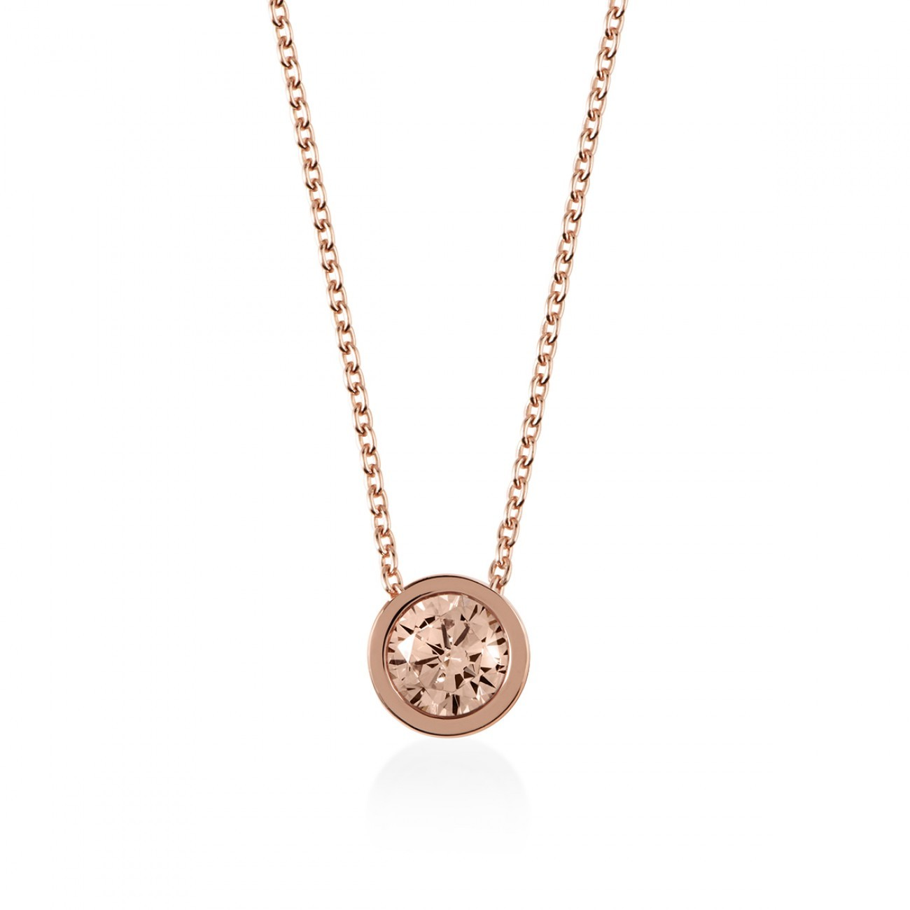 Radley London Fountain Road Crystal Stone  Necklace