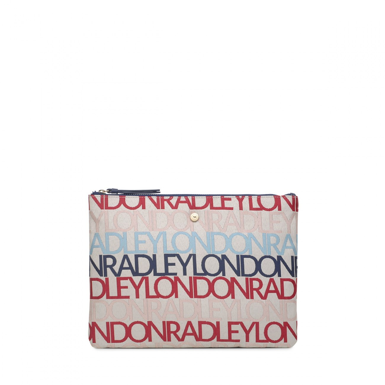 Radley Signature Jacquard Medium Tech  Pouch