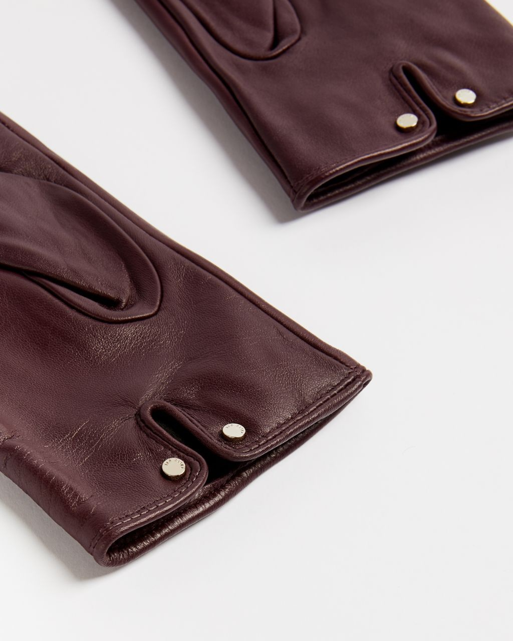 Ted Baker Leather Bow Detail  Glove