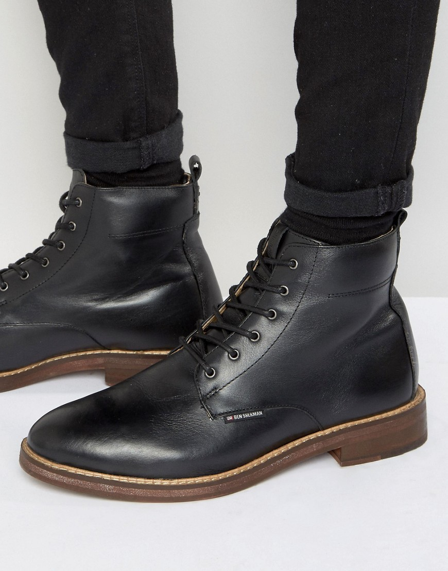 Ben Sherman Aine Lace Up  Boot