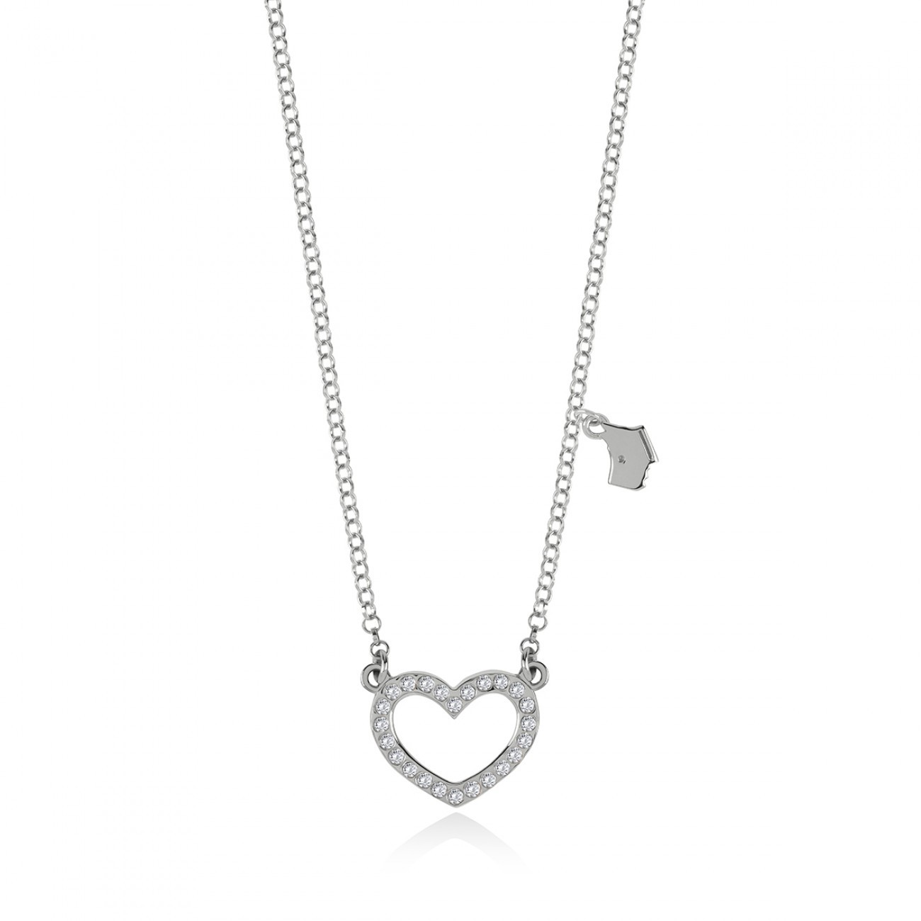 Radley London Heart Heart  Necklace
